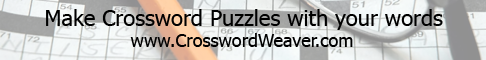 Crossword Weaver
